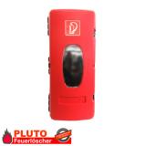 Schutzbox für P6 oder P12 Feuerlöscher