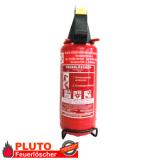 Autofeuerlöscher (ABC) Pulver 2KG inkl Halterung